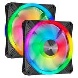 Corsair iCUE QL140 RGB 140mm Fan Dual Kit