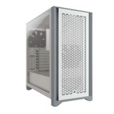 Corsair 4000D Airflow Tempered Glass Mid-Tower, White