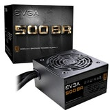 EVGA 500W BR, 80+ Bronze