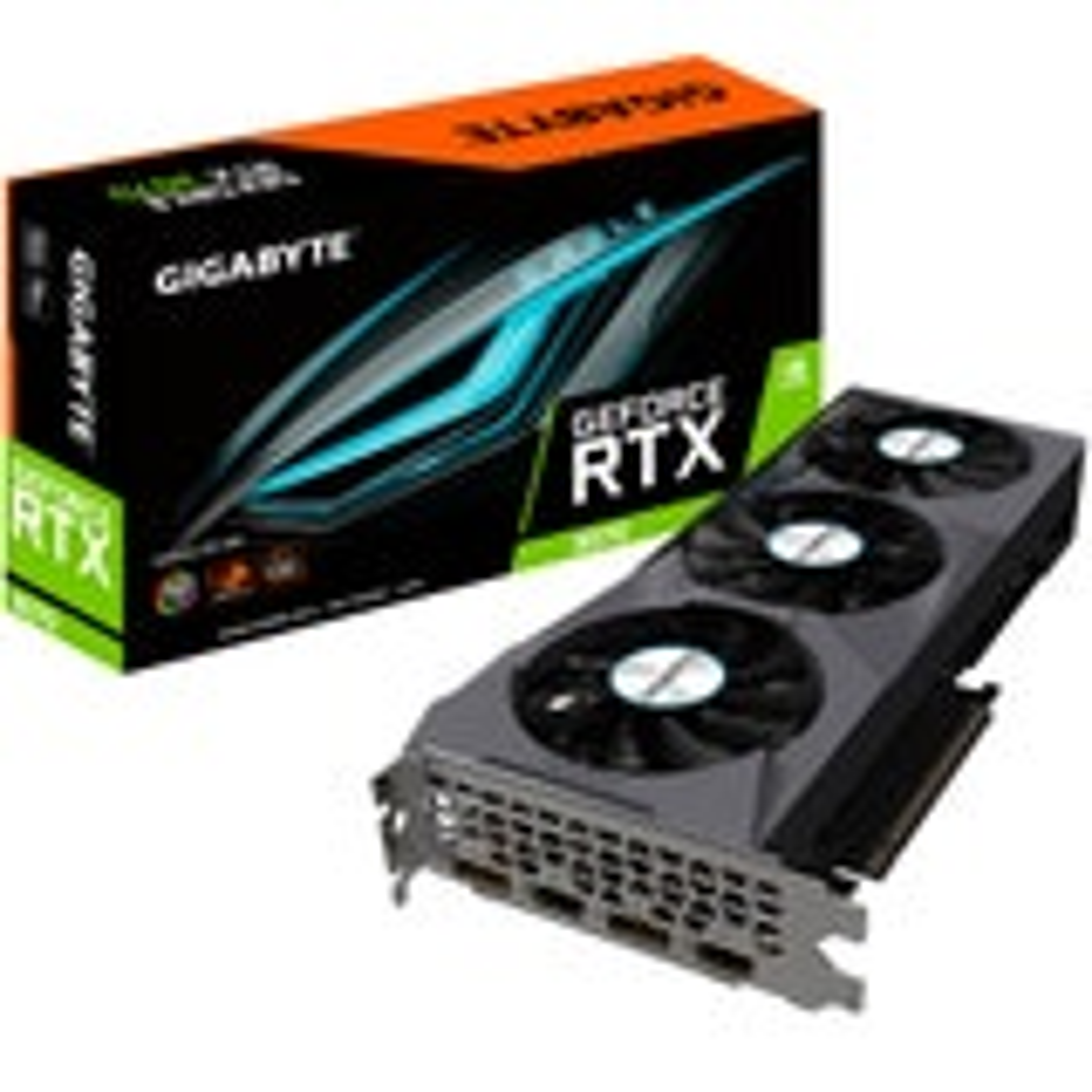 Gigabyte GeForce RTX 3070 EAGLE OC 8G LHR