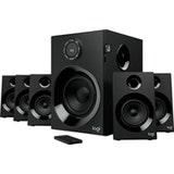 Logitech Logitech Z607 5.1 Surround Sound with Bluetooth - BLACK - PLUGC - EU