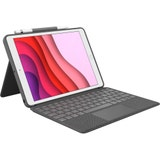 Logitech COMBO TOUCH - GREY - US - INTNL