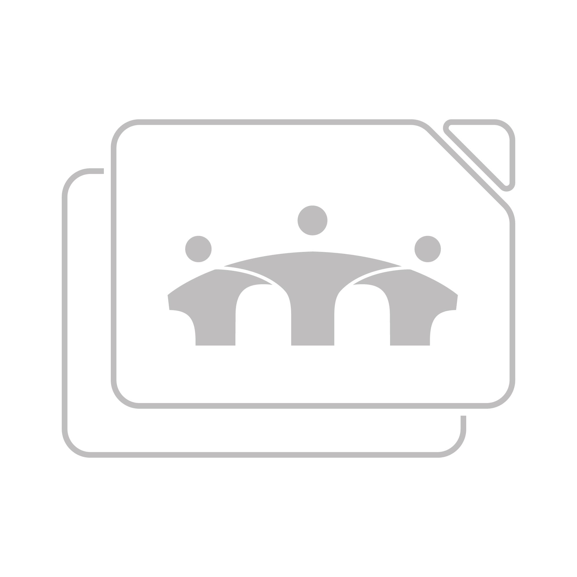 "Logitech Folio for Samsung Tab 3 8"" Carbon Black"