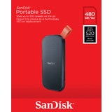 SanDisk Extreme Portable SSD 480GB 520MB/s