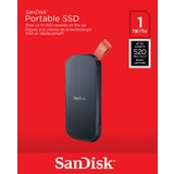 SanDisk Extreme Portable SSD 1TB 520MB/s