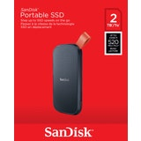 SanDisk Extreme Portable SSD 2TB 520MB/s
