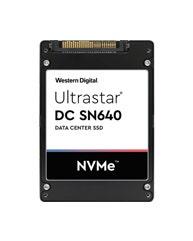 Western Digital Ultrastar DC SN640 800GB NVMe 2DW/D ISE